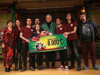 Karşıyaka'da 'Liseli Müzisyenler' yarıştı!